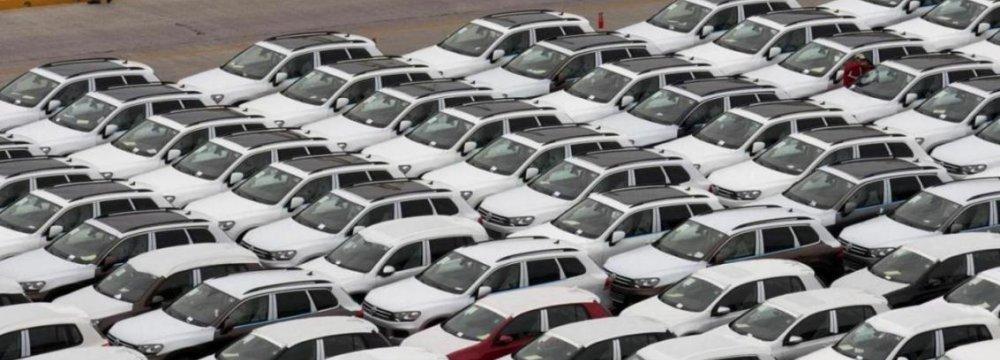 Car Imports Decline Last Month