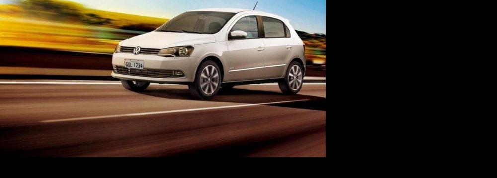 VW Seeking Reentry  in Iranian Market