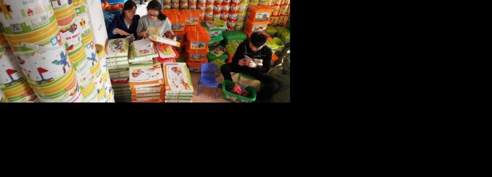 Alibaba Singles' Day Sales Garner $8b