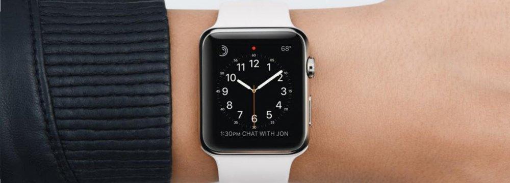 Apple Blamed for Sinking Swiss Watch Sales