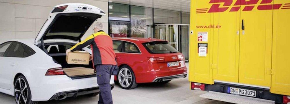 Audi, Amazon in Unusual Deal