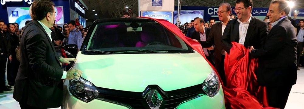 Auto Market Future