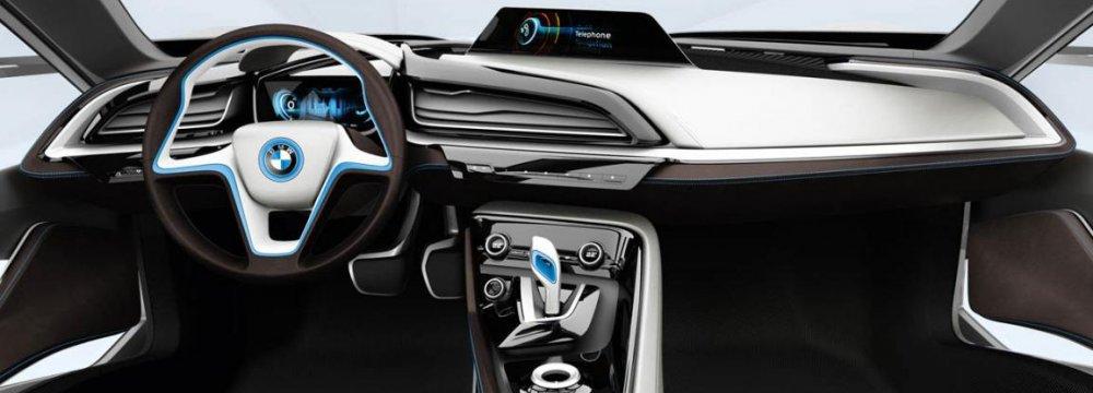 BMW i5 Model Rumored