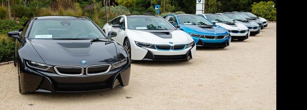 BMW i8 Import Banned