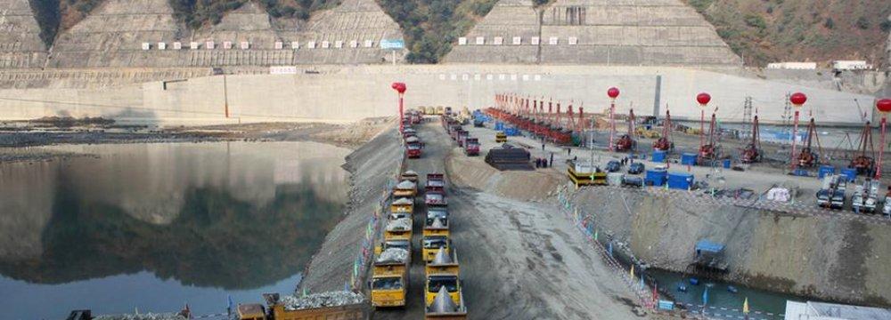 Beijing Building World's Largest Dam