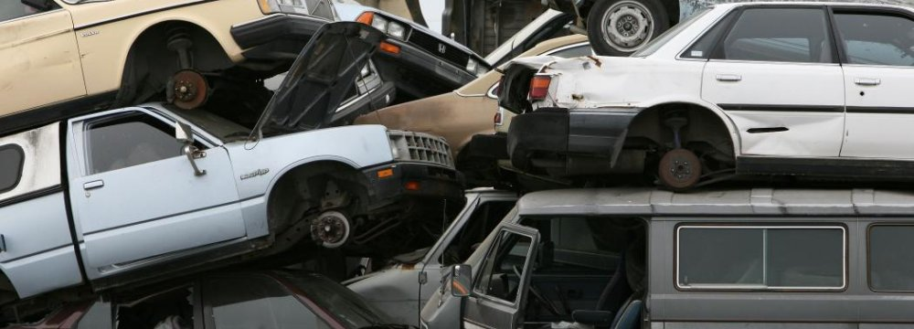 165,000 Clunkers Scrapped