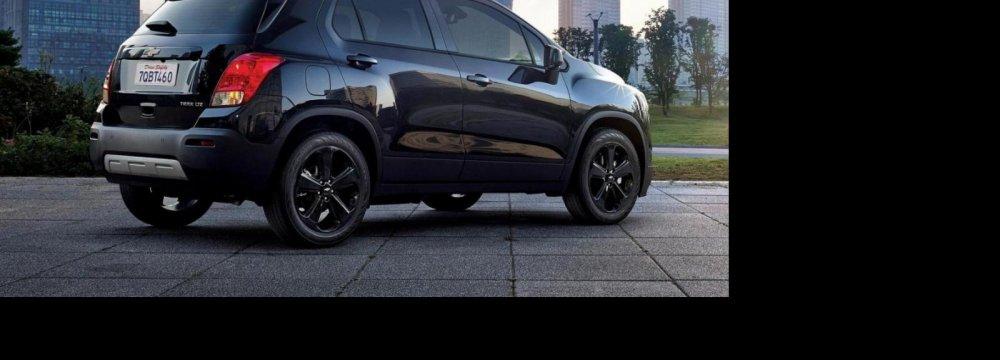 Chevrolet to Enter  Via South Korea