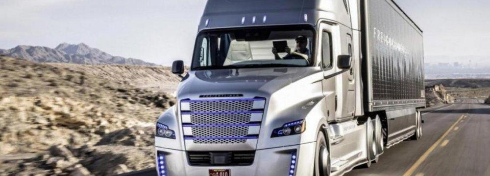 Iran Could Help Buffer Daimler Slowdown