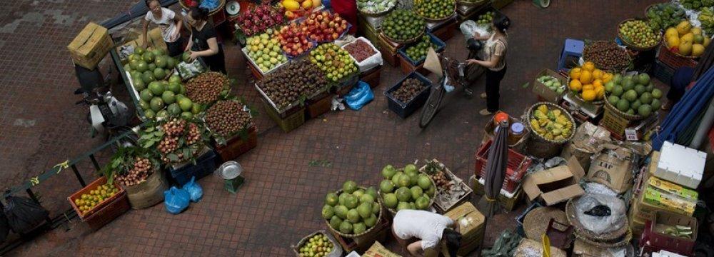 Deflation Risk Emerges in Vietnam