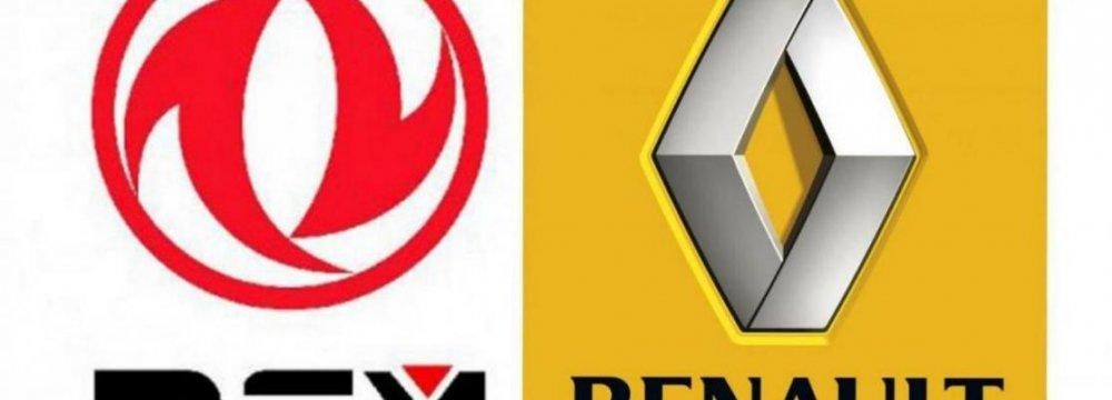 Renault-Dongfeng to Make EV