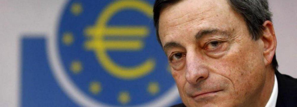 Draghi  Seeks Union