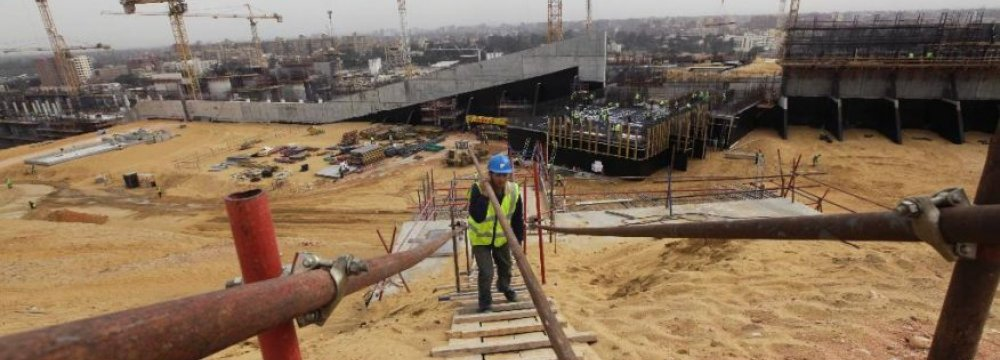 Egypt's Foreign Investment Doubles
