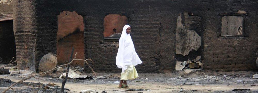 Falling Oil Prices Threaten  Fragile African Economies