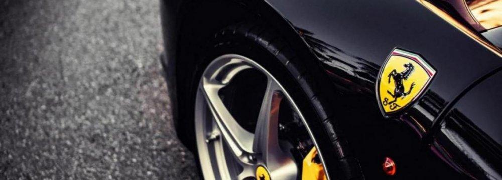 Ferrari Closer to Holding IPO