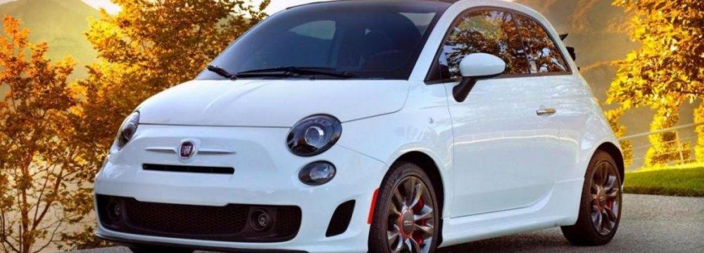 Fiat 500 Upgraded