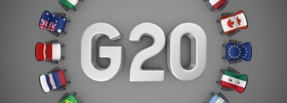 G20 Toughens Rule for Securities Financing