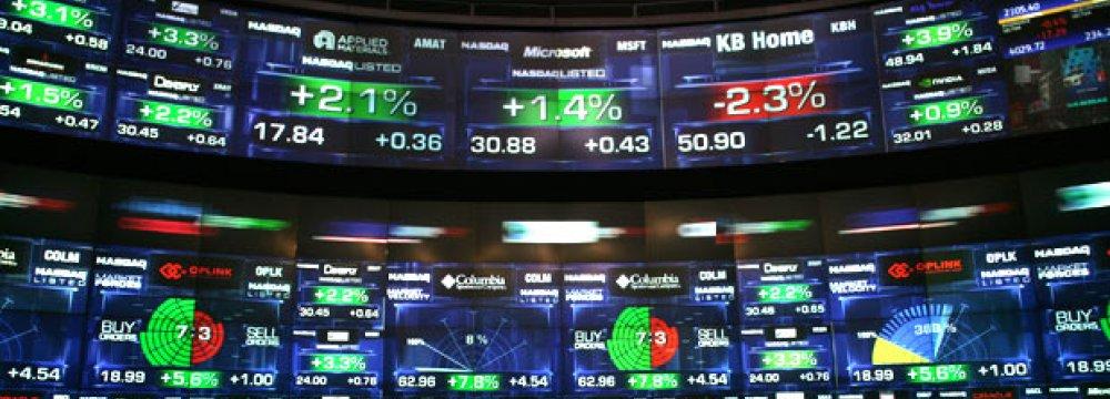 Global Stocks Limp