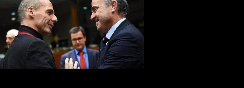 Greece Third Bailout Seen at €30-50b