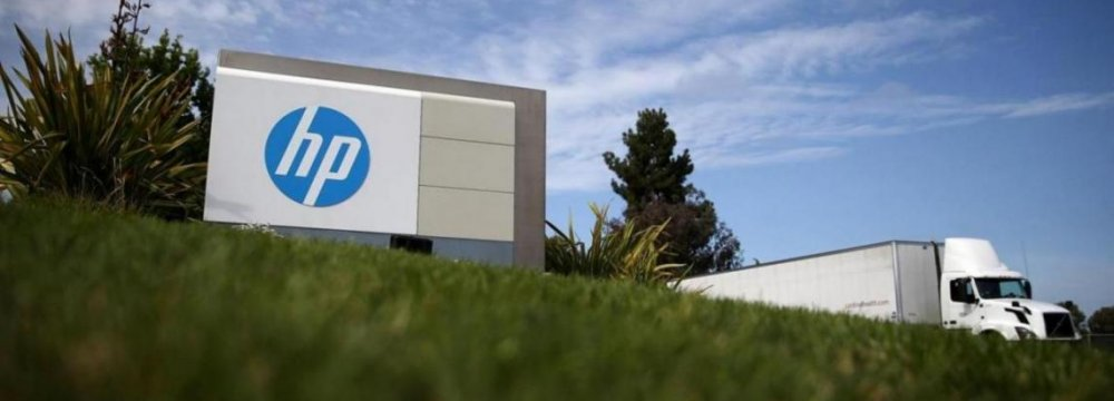 HP Earned Millions From Sales in Iran