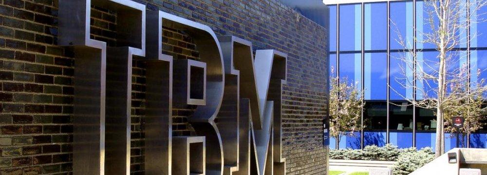 IBM Targets $40b in Annual Revenues