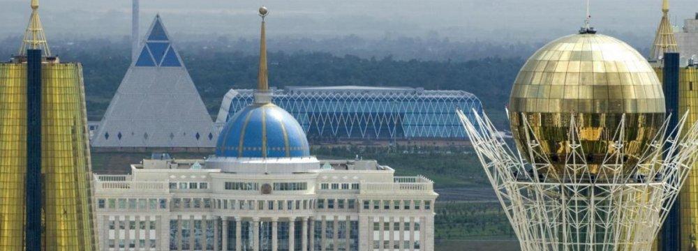 IKCO Exhibits in Kazakhstan