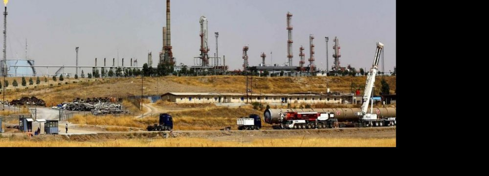 IMF: Iraq Economy Shows Less Contraction