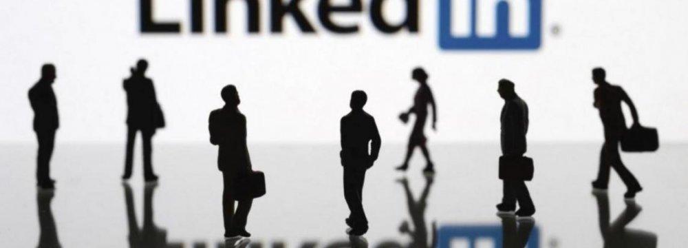 LinkedIn Denies  Iran Move