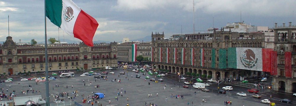 Mexico Cuts Growth Forecast