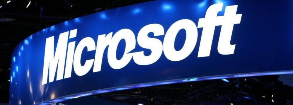 Microsoft's Mobile Share Diminishing