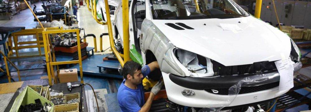 Auto Production Overhaul Imperative