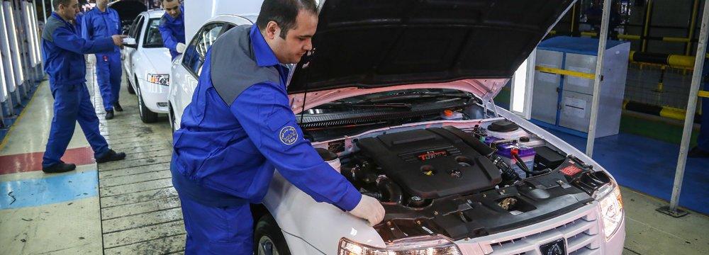 Tehran, Muscat Expanding Auto Collaboration