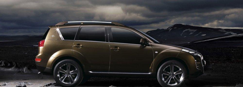 PSA Recalls Cars in Russia