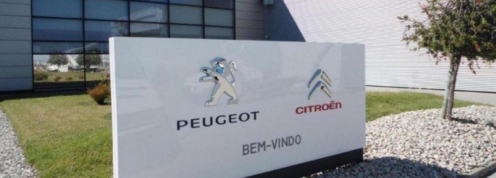 Peugeot Profits Up