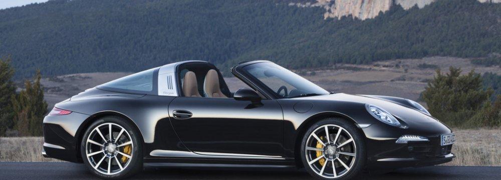 Porsche Decides on Plug-in Hybrid 911