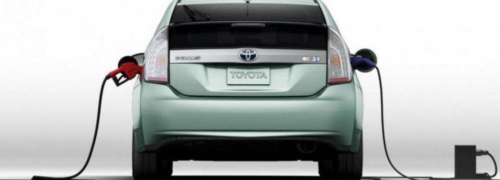 Prius Testing Iranian Market