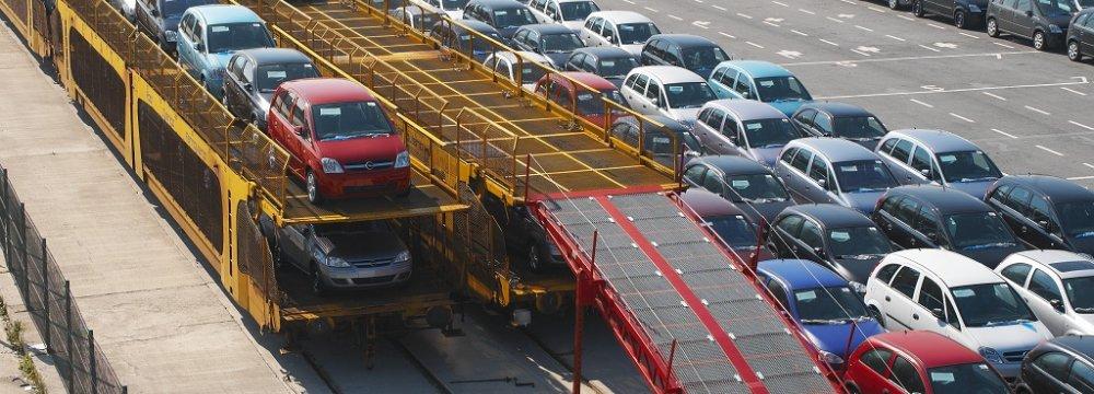 Q1 Vehicle Export Report Released