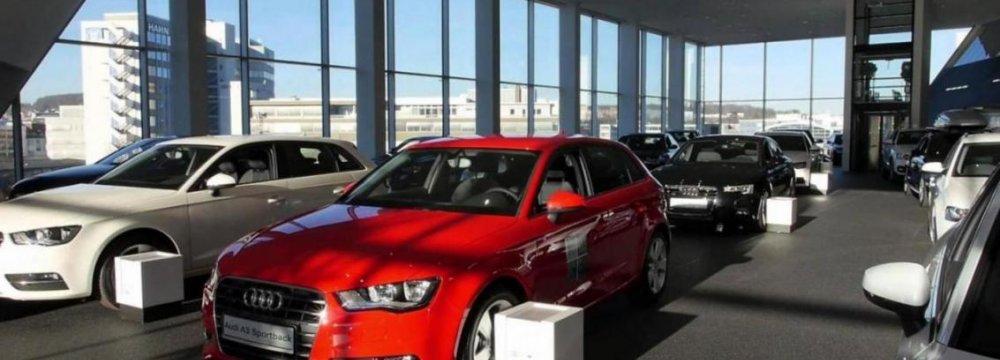 Ramak Khodro Pushes Forward With Audi Plans