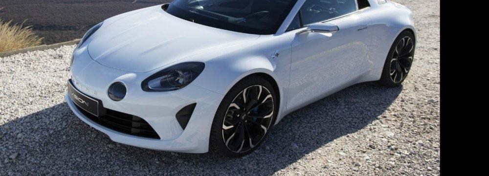 Renault Revives Ultra Premium Brand