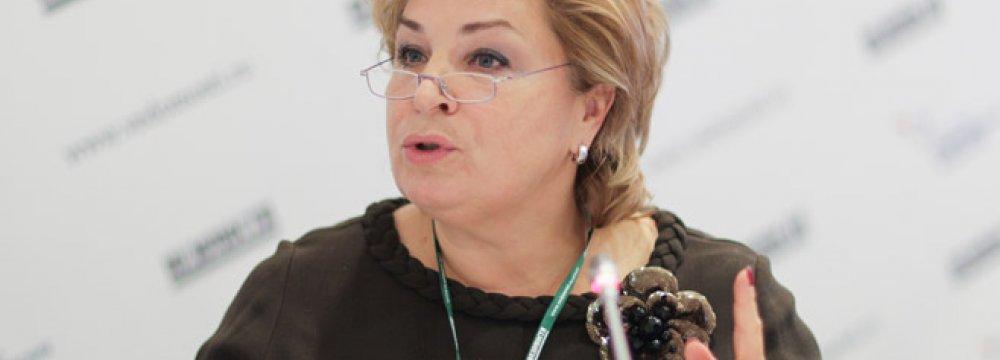 Russia  Budget Deficit