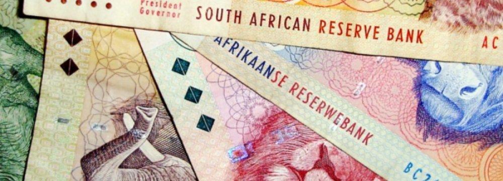 S. Africa Economy Stuck