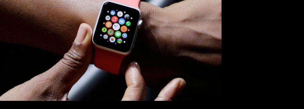 No Apple Watches in Tehran