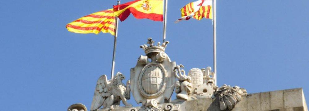Spain Inflation Near Zero in 2015