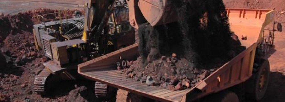 Tata Steel Restarts Iron Ore Mine