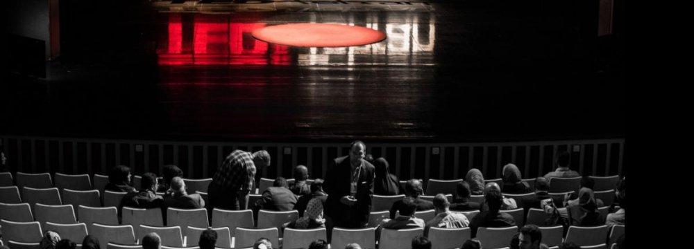 TedxTehran Packs Punch