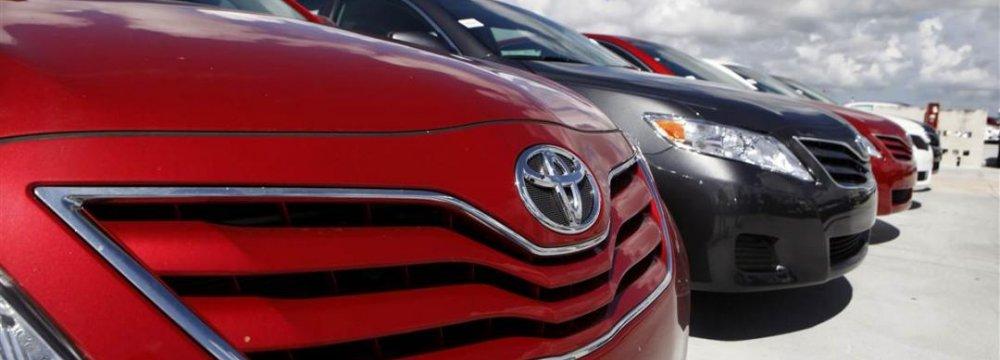 Toyota Recalls 6.5m Vehicles Over Window Defect