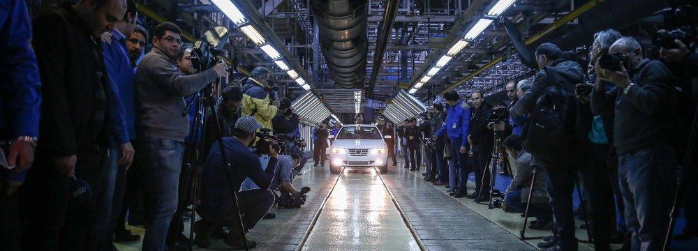 IKCO Unveils Turbocharged Soren