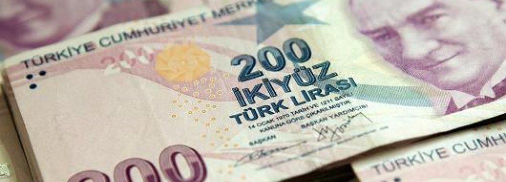 Turkish Lira Slumps