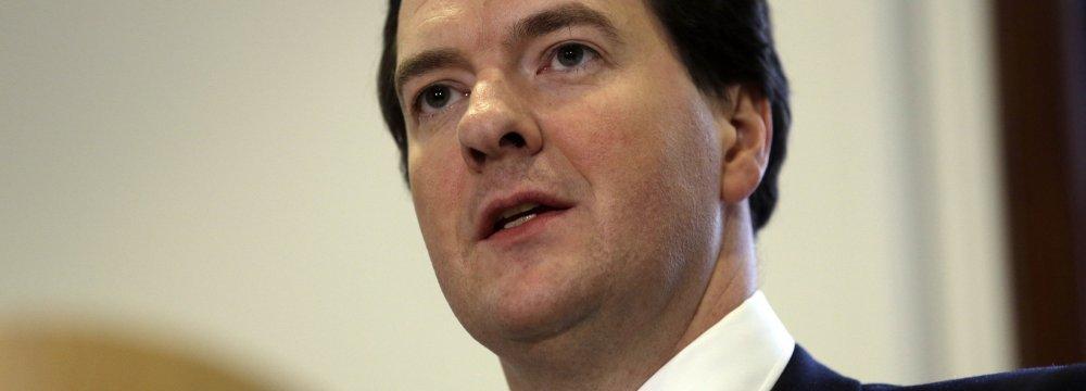 UK Misses Deficit Target