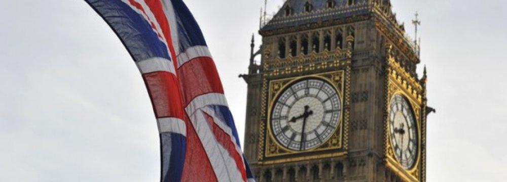 UK Inflation Rises