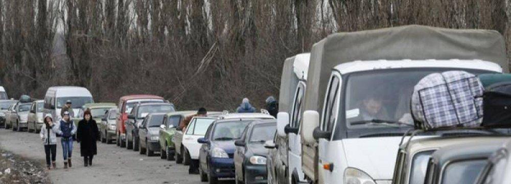 Ukraine Economy Slumps